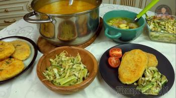 Что мы готовим на обед. Вкусные и простые блюда на каждый день