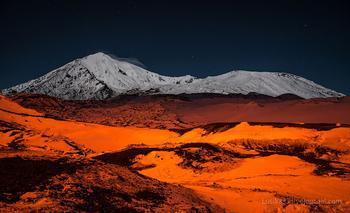 Вулканы Камчатки в фотографиях