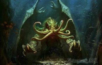 Интригующие тайны, скрывающиеся в глубинах океана