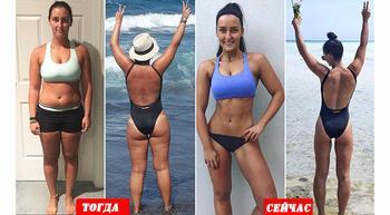 «У меня просто кость широкая»: 24-летняя девушка обрела фигуру мечты за 16 недель