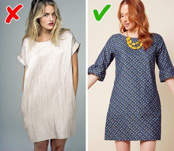 7 фасонов платьев, которые мы выбираем, чтобы казаться стройнее, но получаем обратный эффект