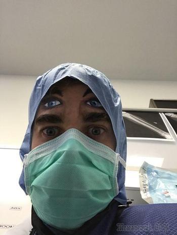 25 смешных и неожиданных ситуаций, которые могли произойти только в больнице