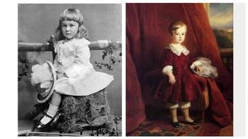 Трансгендеры прошлых столетий: мальчики носили юбки до школьной скамьи