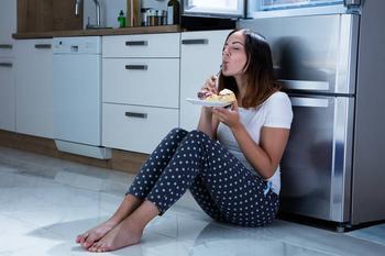 6 ночных перекусов, которые не обернутся лишними килограммами