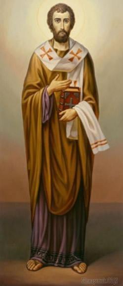 Святой апостол Тимофей, епископ Эфесский