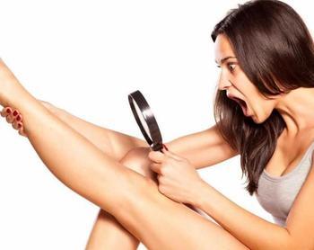 Как быстро уменьшить раздражение после бритья ног