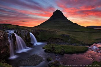 Исландия в работах фотографа Iurie Belegurschi