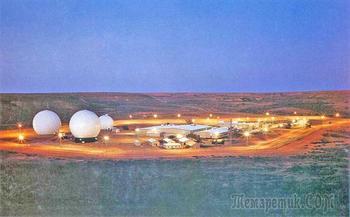 Белые пятна на карте: самые загадочные военные базы мира