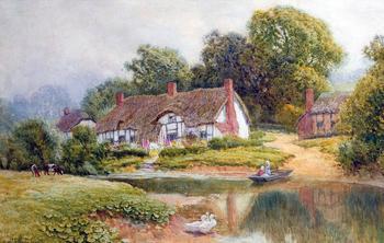 Цветочный дух старой Англии