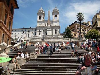 Италия – копилка, полная мировых шедевров. Часть 3. Рим - город, в который ведут все дороги