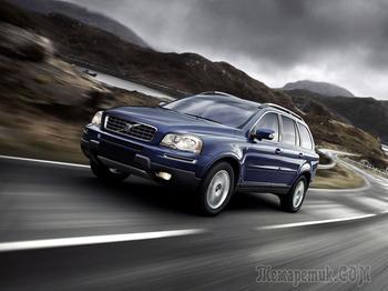 5 причин покупать и не покупать Volvo XC90 1-го поколения