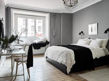 Двухкомнатная квартира (93 кв. м) из Швеции