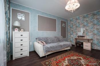 Ремонт комнаты женскими руками за $1900