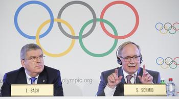 России не будет на Олимпиаде. Ни флага, ни гимна