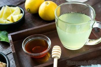 Лимон при простуде: рецепты применения