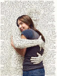 Письмо любимой женщине