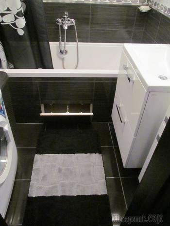 Ванная: практично, удобно, красиво