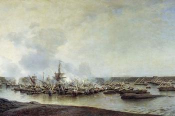 Гангут. Славянский удар. Создать флот, разбивший шведов, Петру I помогли черногорцы