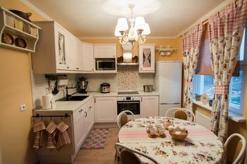 Кухня: уютный прованс