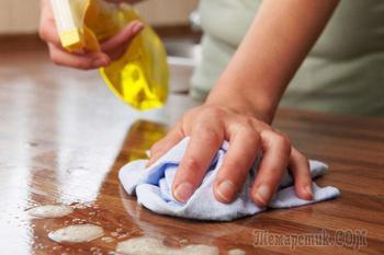 Особый подход: как спасти поверхность мебели от истлевания, царапин и прочих напастей