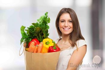 10 главных продуктов осени, которые должны быть в рационе каждого