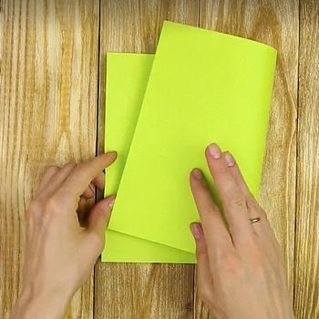 Как сделать радужный блокнот своими руками за 5 минут