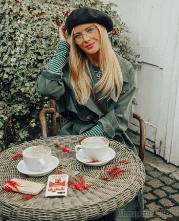 Нежность и романтика в блоге Isabella Thordsen