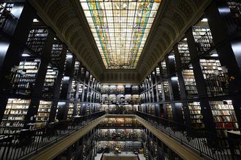 Самые интересные библиотеки мира