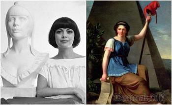 Кем на самом деле была Марианна, ставшая символом Французской Республики