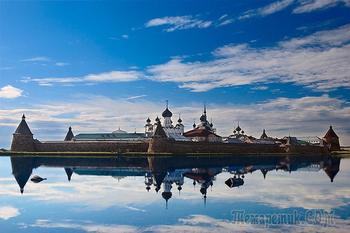 Семь лет воевали царские воины Соловецкий монастырь...