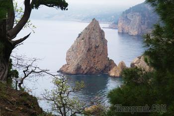 15 удивительных уголков природы Крыма, которые желательно увидеть  своими глазами