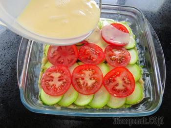 Вот так я готовлю запеканку из кабачков! Супер вкусный рецепт с кабачками, фаршем и сыром
