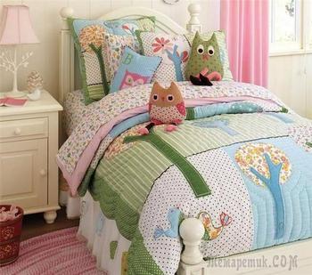 Детское одеяло своими руками