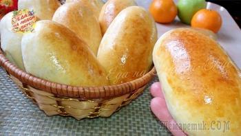 Пирожки с картошкой «Бабушкины»