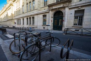 Париж. Эхо протестов 1968 года