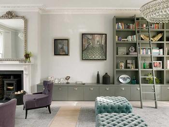 Прекрасная резиденция в Лондоне