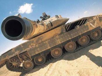 Конструктивные уязвимости основной боевой машины АОИ «Меркава Mk.4». Продолжение
