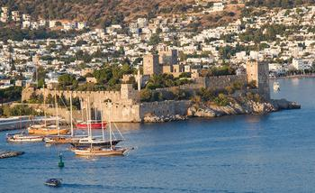 Достопримечательности Бодрума: что посмотреть на одном из самых известных турецких курортов