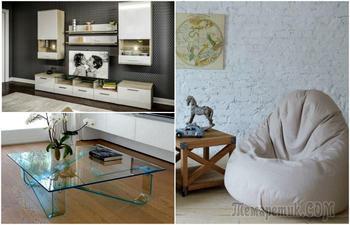 Предметы мебели, которые давно пора «выселить» из квартиры