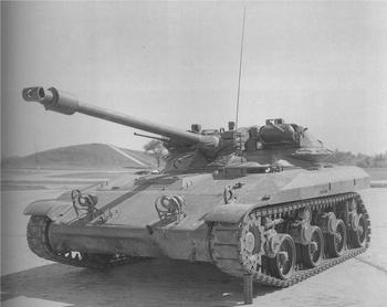 Легкий танк T92 (США)
