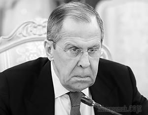 Лавров разрушает антироссийский альянс США и ЕС