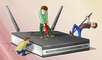 Как посмотреть, кто подключен к моему роутеру wifi