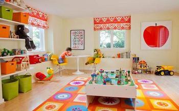 Как оформить детскую игровую комнату