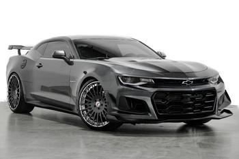 Chevrolet Camaro 2022: спортивное купе с динамичными ходовыми характеристиками