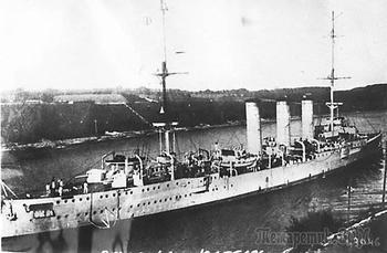 Корсар «Эмден»: история самого известного германского рейдера Великой войны