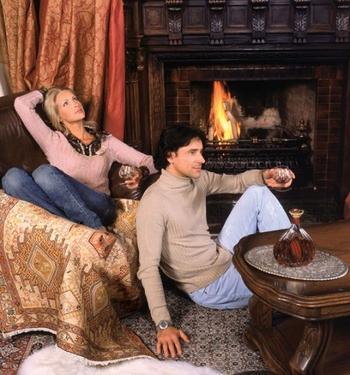 Домашний уют - мечта любого мужчины