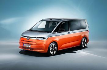 Новый Volkswagen Multivan: Возвращаясь к истокам