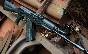 ТОП-10 самого опасного стрелкового оружия в мире