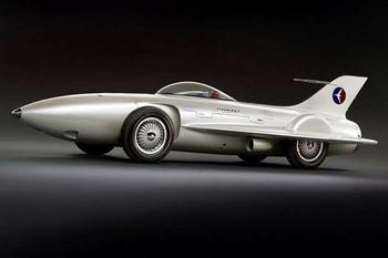 Автомобили с дизайном, вдохновленным самолетами