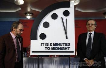 Часы Судного дня: почему их стрелки никогда не должны показывать полночь